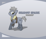 Shadow Spark by Laxan-Enore
