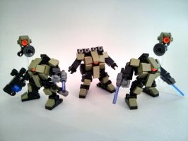 Hoplite Vipers by MittenNinja