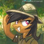 Square Series - Daring Do by sophiecabra