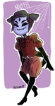 .:Little Miss Muffet:. - Undertale by SweetLimeApleDollTea