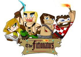 Minecraft: TheFictionators by TheSketcherKid