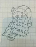 Halp Pweas by Ramott