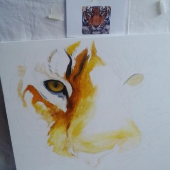 Proces Tiger by Lucyl99