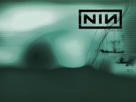 NINEINCHNAILS WITHTEETH by sovetskitch