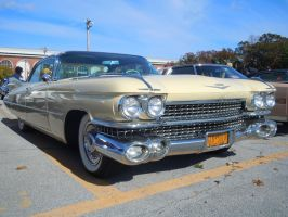 1959 Cadillac Coupe De Ville IV by Brooklyn47