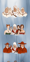 Assassin's Creed - Invisible everywhere by Catherine-PL