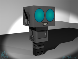 Exercise G - Robot by spookydoom