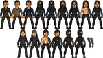 Marvel Cinematic Universe Winter Soldier by ElOsoUgui99