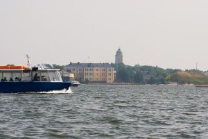 On the Shores of Helsinki by TomiTapio