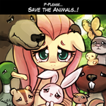 SGDQ - Save The Animals! by luminaura
