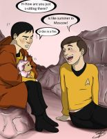 DIAF, Chekov by Hikariforce