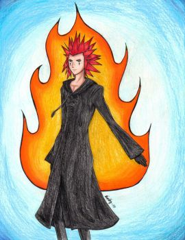 Axel by rinfey