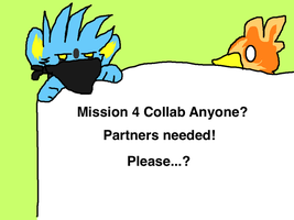 PMD Mission 4 collab partners needed by Taylor12323