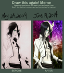 Draw Again: Ulquiorra by UlquiorraEspada4