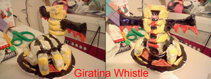 Giratina Whistle by SecminourTheThird