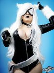 Spiderman: Black Cat II by CookieKabuki