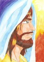 ..Jesus the Messiah.. by Nekootje246