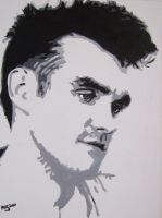 Morrissey by Mazzi294