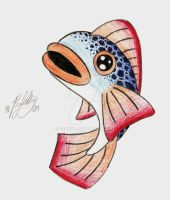 A Fish by Zeax82