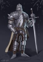Armoured Knight by Samo94