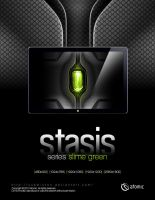 Stasis Slime Green by submicron