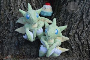 Scyther Twins, One for sale!
