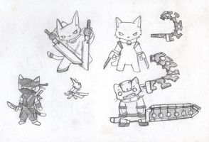 stuff i drew in army 1 by NCH85