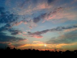 September Sunset.. by Michies-Photographyy
