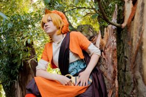 Cosplay: Alibaba Saluja by Ginger-I