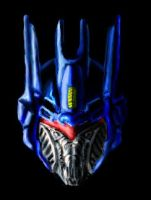 Soundwave ROTF Head by liliwen