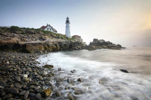 Portland Head Light by tfavretto