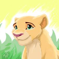 Nala by TadCougar