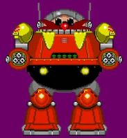 DeathEgg Robot Front Sprite V1 by Milanous