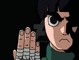 Rock Lee by Ihtaver