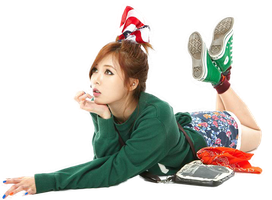 HyunA (4MINUTE) png [render] by Sellscarol