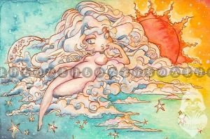 Sexy Clouds by Melanoleuca