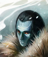 Jotun Loki. by CuteSkitty