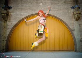 :FF: Wheeeee :D by AlouetteCosplay