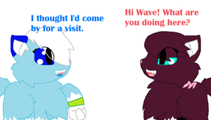 Berrywing and Wave by rustics