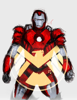 Silver Centurion by nicollearl