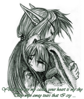 Gaia: Your Arms are my Castle by Fallen-Tenshi-Sierra