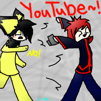 YouTube~! :D by Gravitii-CS