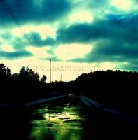 It's a long and lonely road by xhopelessxdreamerx