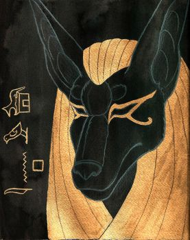 Anubis by TheUnreal