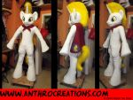 OC MLP Suit Male in CMC Cape by AtalontheDeer
