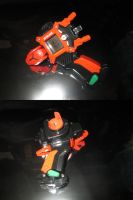 Beyblade Artifact: Driger Shooter by Kyouseme-Arasaki