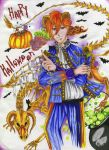 Halloween Again by rave-kunn