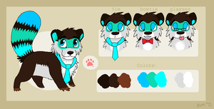 Christofer Reference Sheet 2012 by Sliced-Penguin