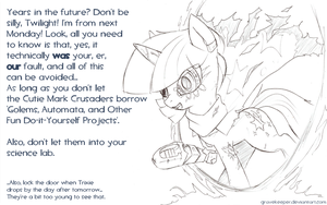 Future Twilight Educated Speculation by gravekeeper