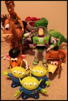 .:Toy Story Collection:. by tHo0mPEr